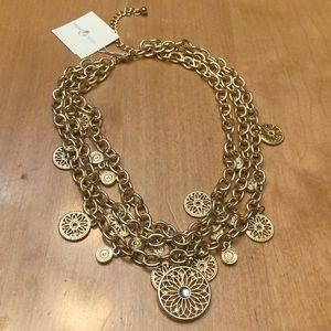 Olivia Welles Gold Necklace